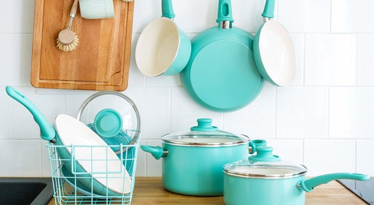 Greenlife 14 piece cookware set Feature Image