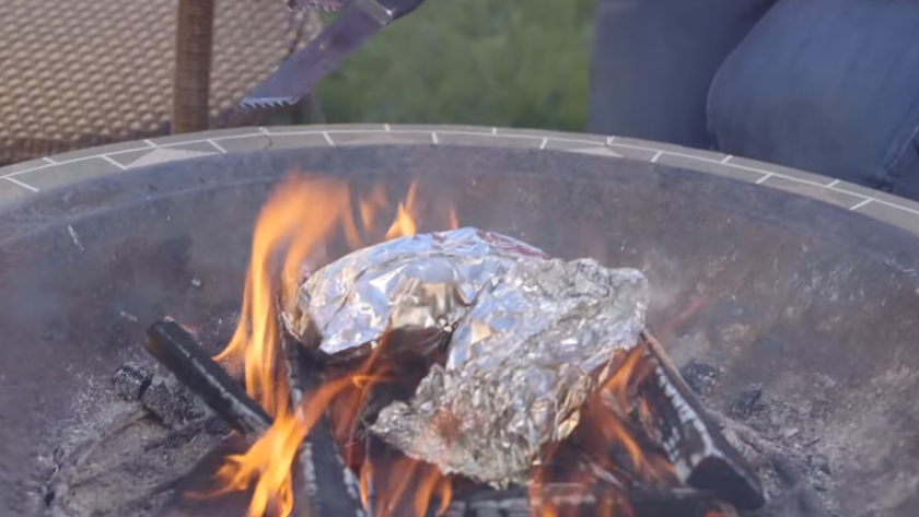 Aluminum Foil For Camping Cooking