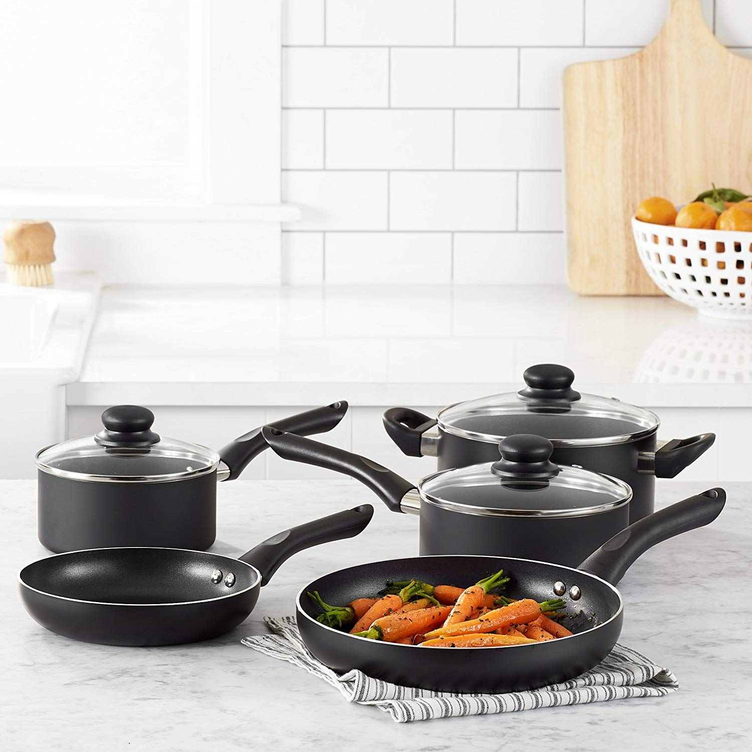 5 Useful Shopping Tips for Non-Stick Cookware