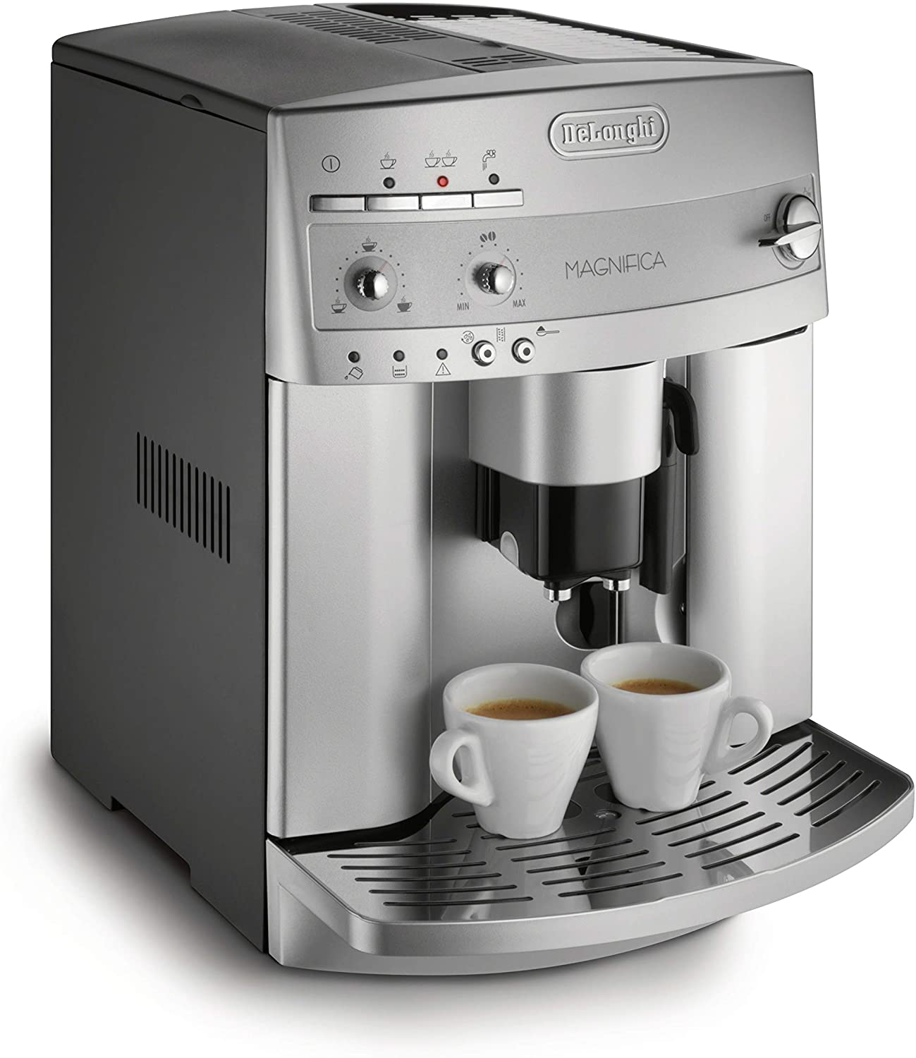 De'Longhi ESAM3300 Magnifica Super-Automatic Espresso & Coffee Machine