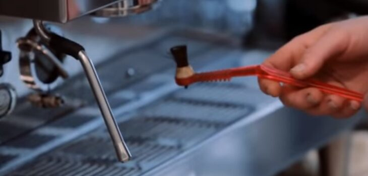 How to clean and maintain an espresso machine